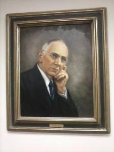 Edgar Cayce Portrait