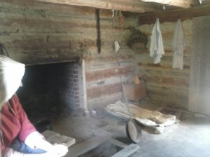 Hearth and root storage