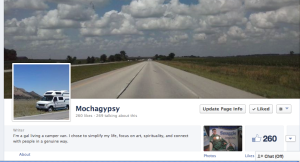 Mocha Gypsy on Facebook